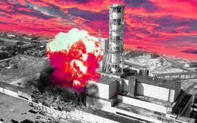 Чорнобиль…Чорний біль моєї землі