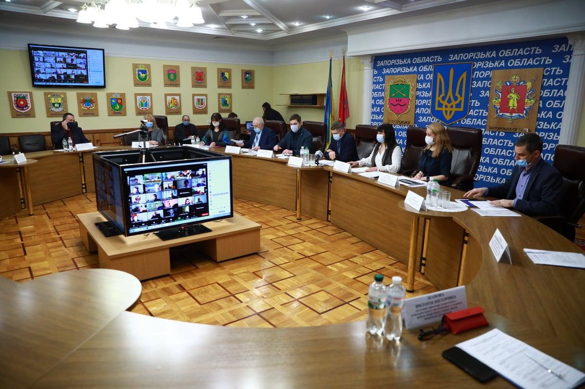 Засідання регіональної ради професійної (професійно-технічної) освіти